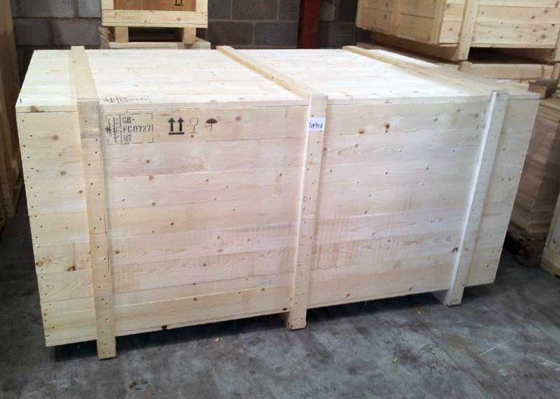 Budget Cases Timber Plywood Amp Heavy Duty Export Packing