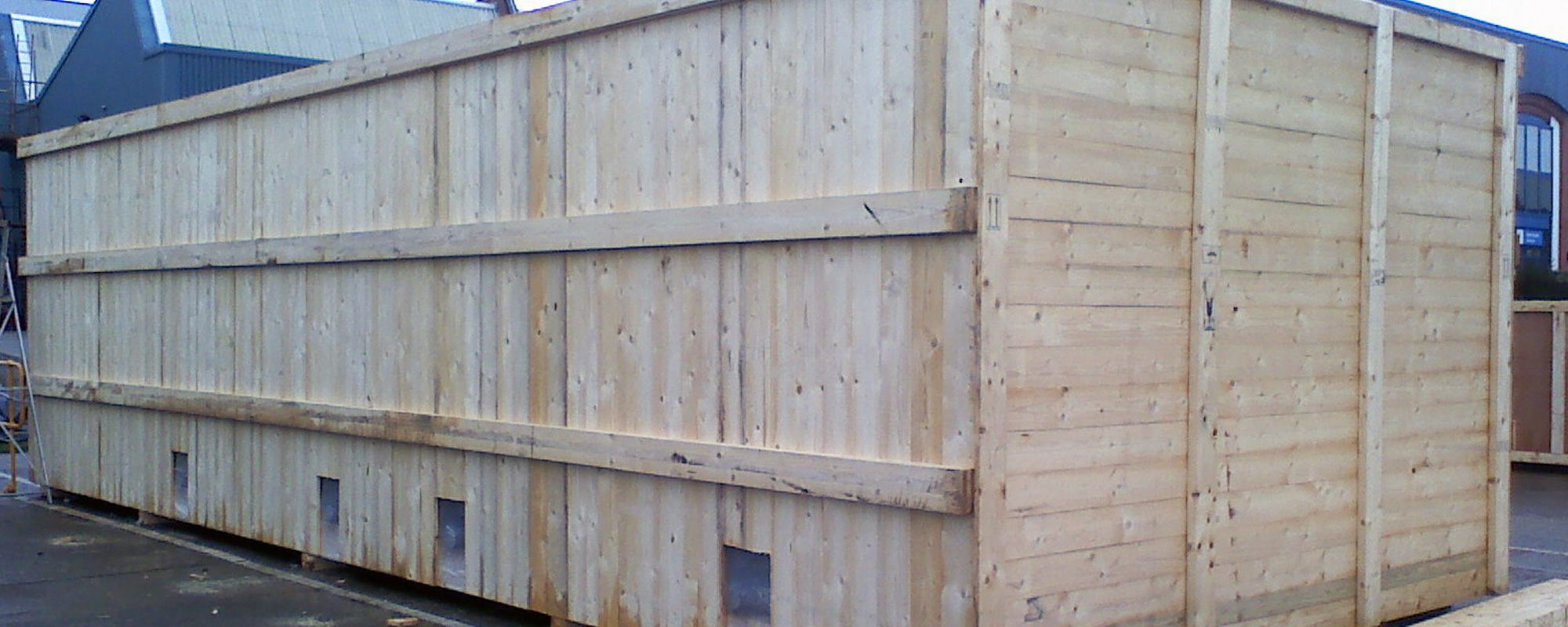 Heavy Duty Plywood : Budget cases timber plywood heavy duty export packing